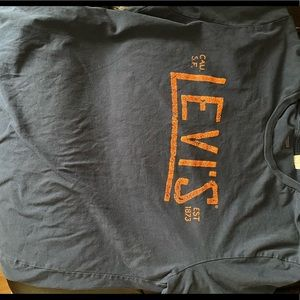 2 - Levi's Men's short sleeve shirts size medium